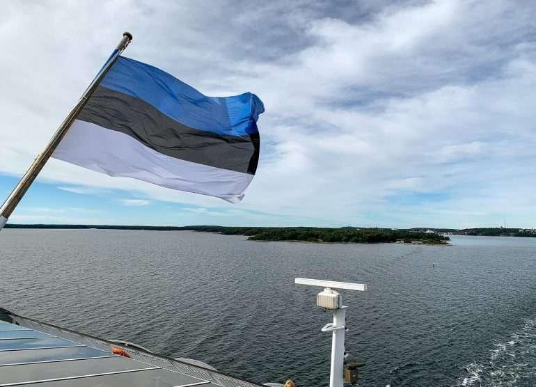Baltic Queen Päivä Maarianhaminassa risteily