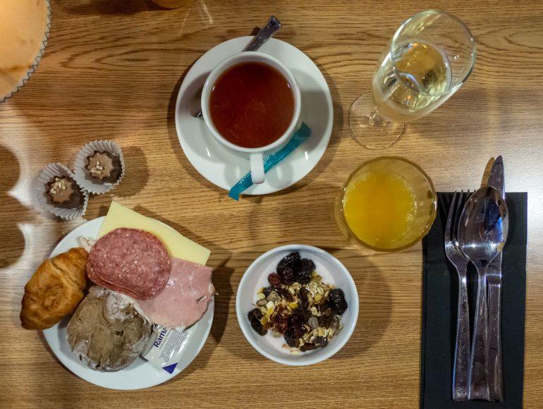 Baltic Queen aamiainen