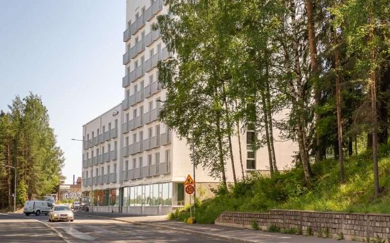 Forenom Sarvijaakonkatu Tampere