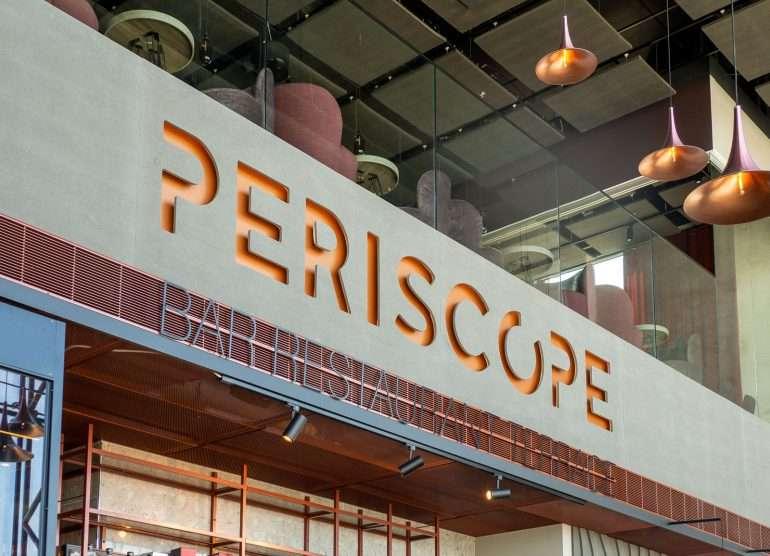 Periscope Ratina Tampereen ravintolat ja kahvilat