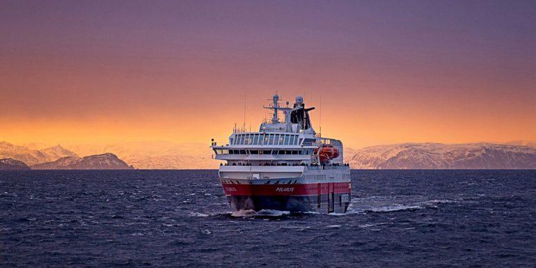 M/S Polarlys SeaDream ja Hurtigruten