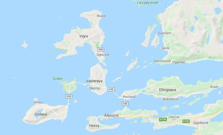 Ålesund saaret