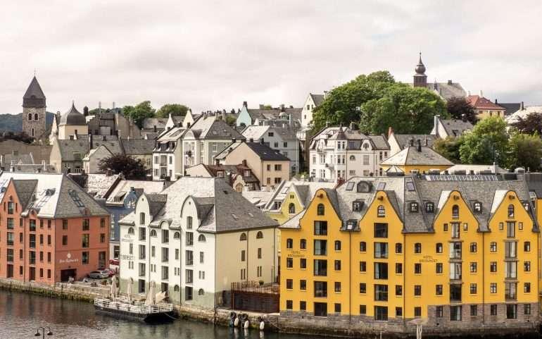 Hotel Brosundet Ålesund