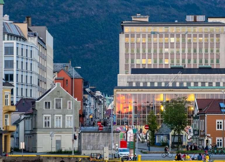 Bergen Hurtigruten
