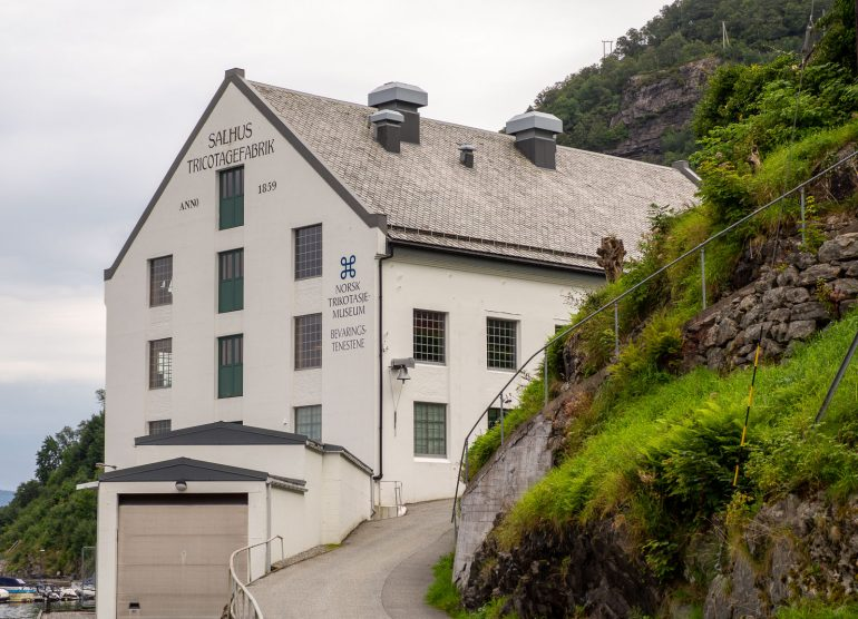 The Norwegian Knitting Industry Museum Salhus