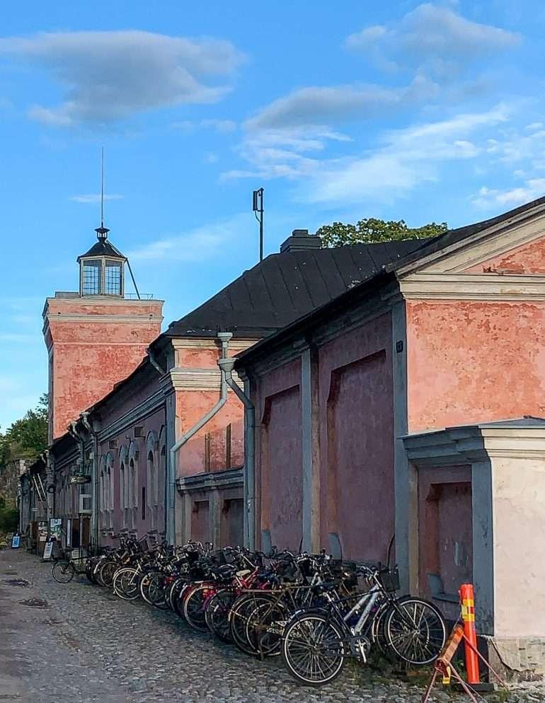 Suomenlinna Horisontti