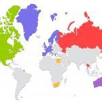 Yli 100 maata kuvina – maat 17-32
