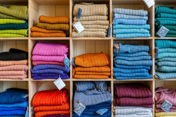 The Norwegian Knitting Industry Museum Salhus