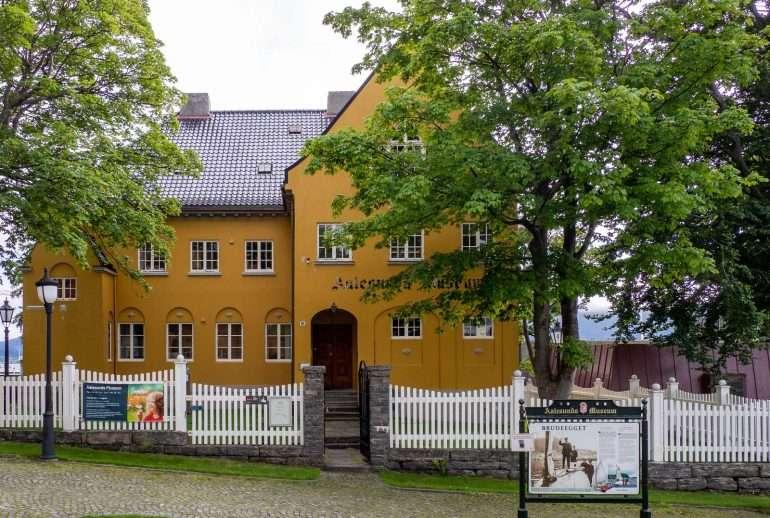 Ålesundin museo