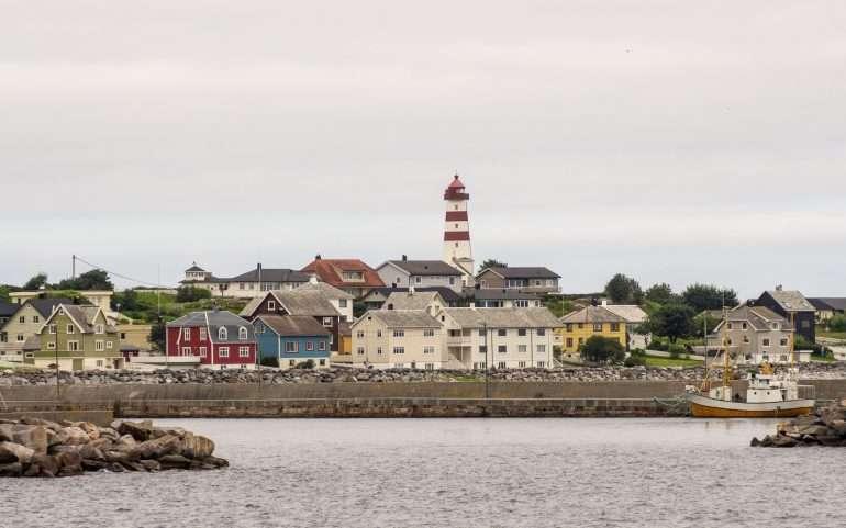 Alnesin majakka Ålesund