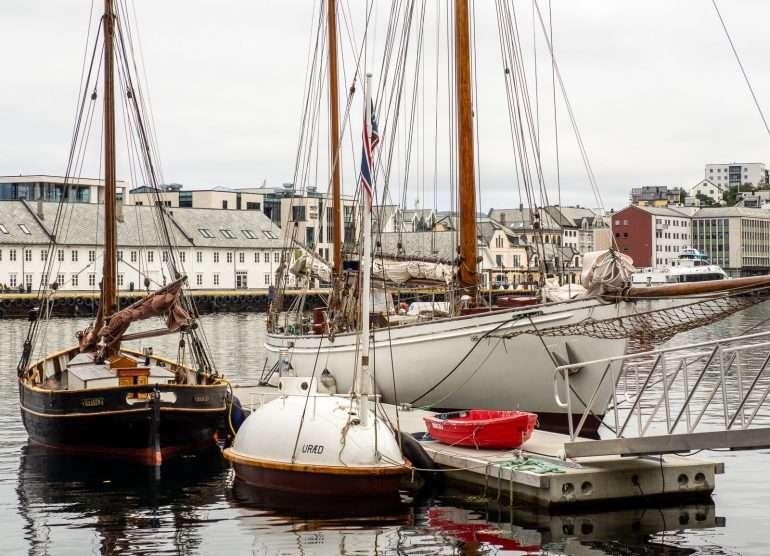 Ålesundin museo pelastusvene