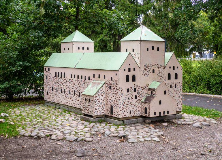 Turun linna Kupittaanpuisto