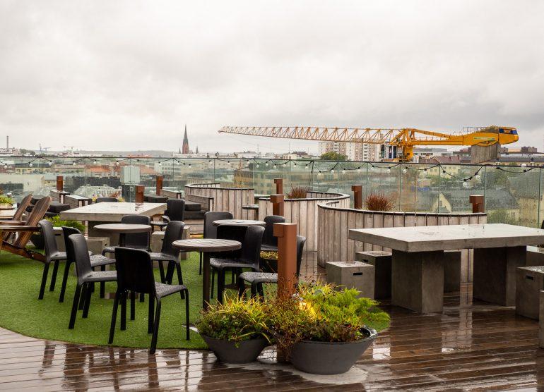 Walo Rooftop Bar Turku
