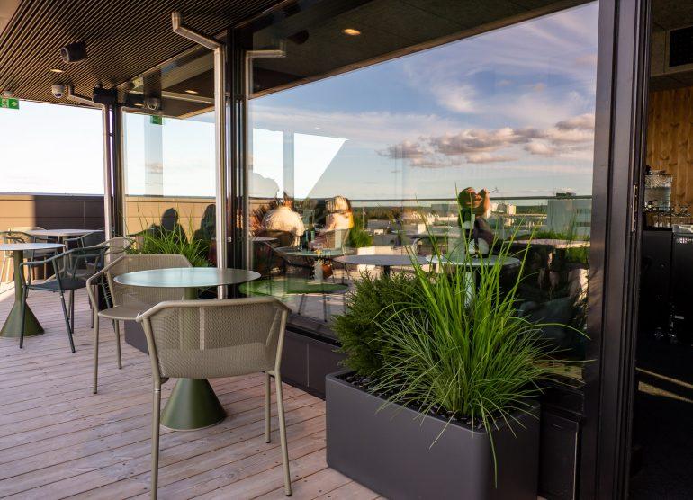 Kuppis Rooftop Bar