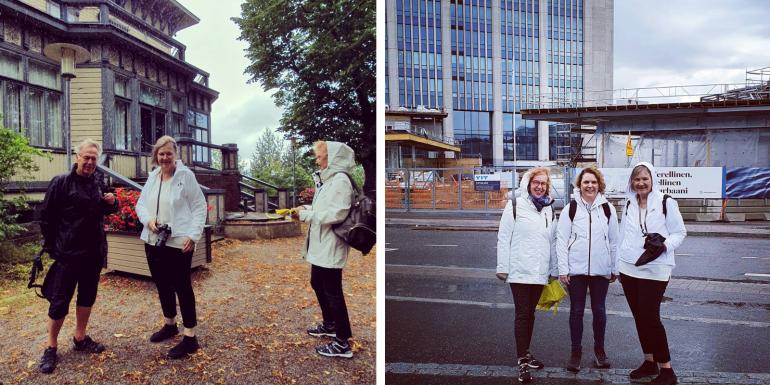 Karhusaari Keilaniemi Stadi Meets Espoo