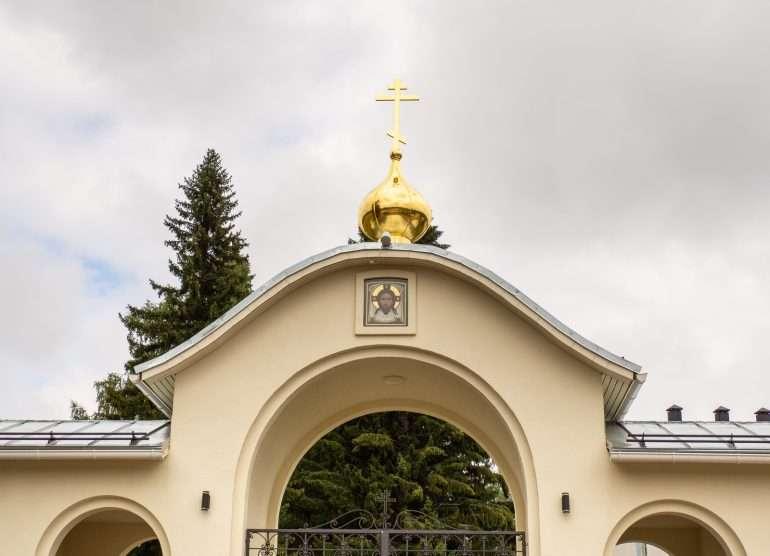 Luostarin portti