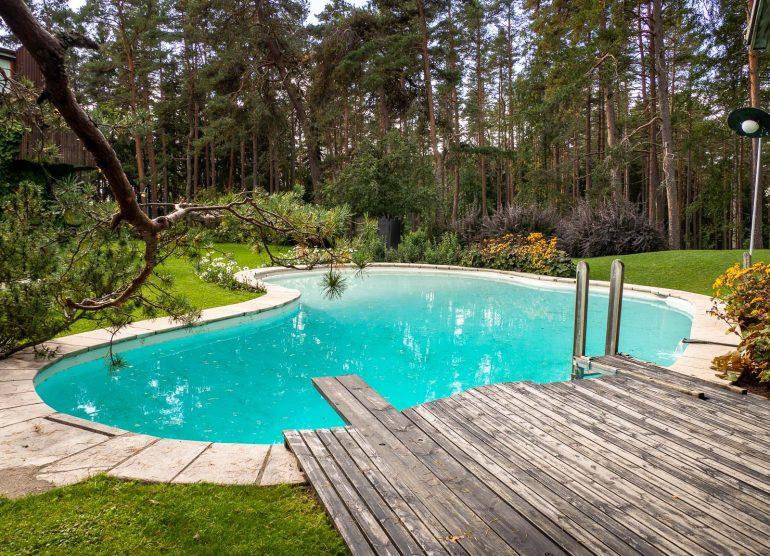 Uima-allas Villa Mairea