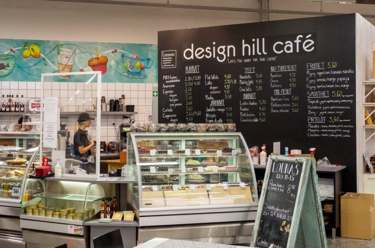 Design Hill Suomen parhaat taukopaikat