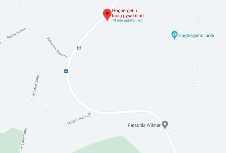 Kirkkonummi Högberget