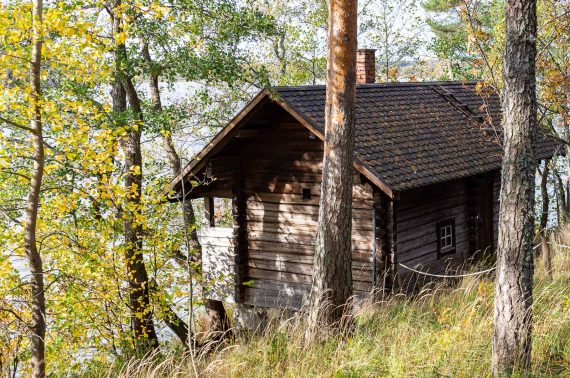 Tuusulanjärvi Halosenniemi