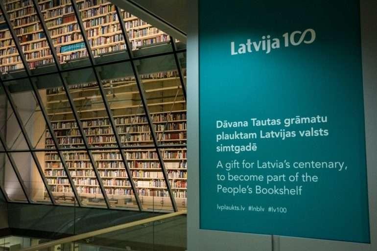latvia kirjasto