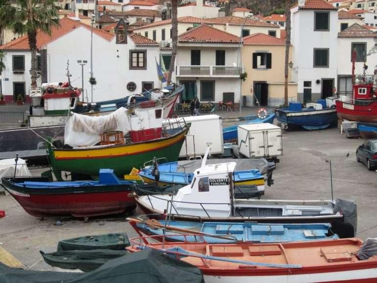 Madeira Portugali