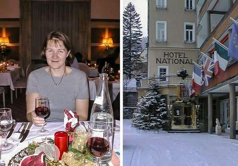 Davos 2001 Sveitsi
