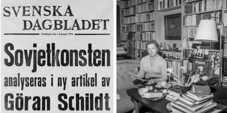 Göran Schildt Kaksi elämää