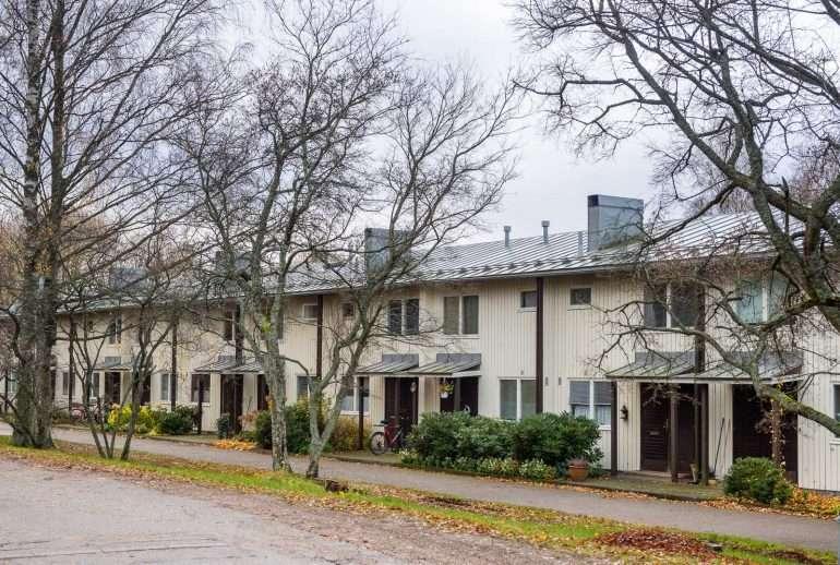 Kimmeltie Siren Tapiola arkkitehtuuri