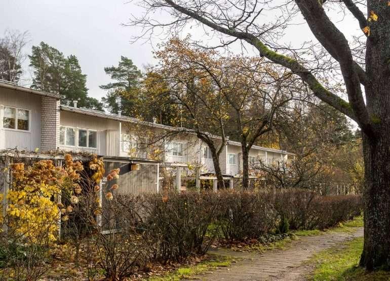 Kontiontie Siren Tapiola arkkitehtuuri