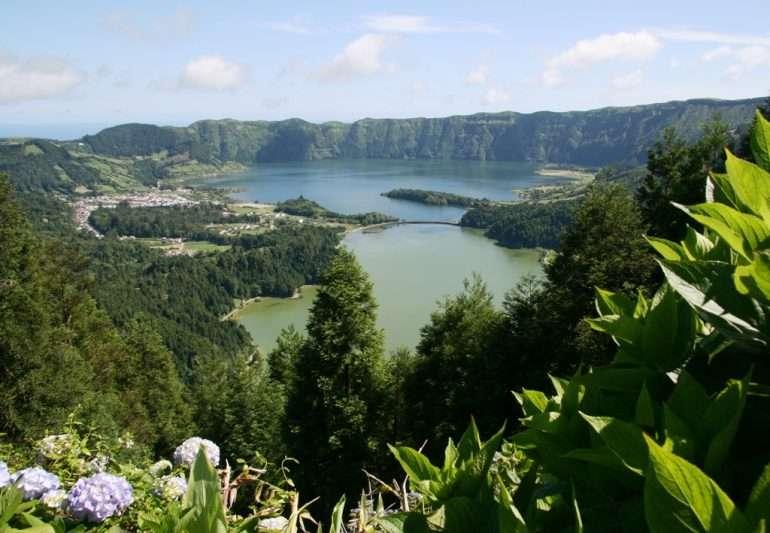 Azorit Portugali
