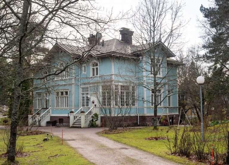 Villa Nybacka Meilahti