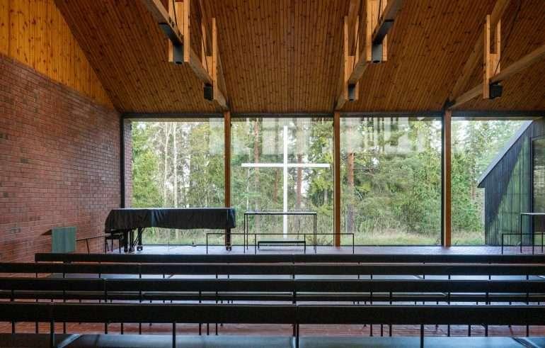 Otaniemen kappeli