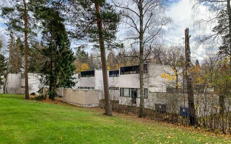 Otsonkallio Siren Tapiola arkkitehtuuri