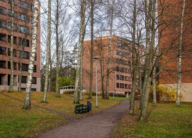 Pohjantori Siren Tapiola arkkitehtuuri