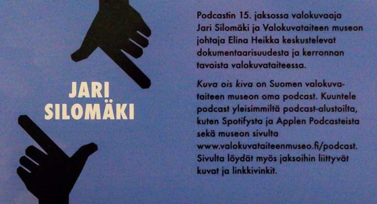 Silomäki podcast