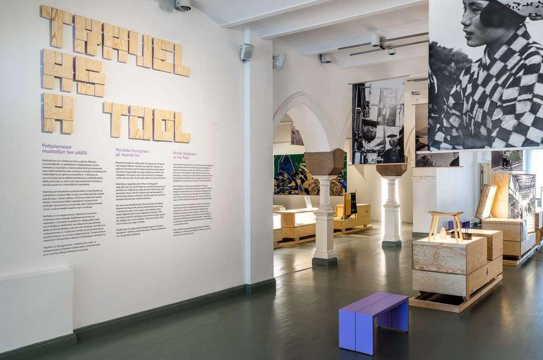 Travel as Tool -näyttely