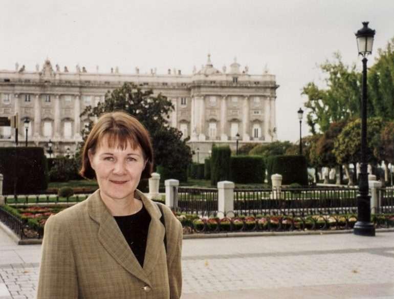 Espanja Madrid 1999