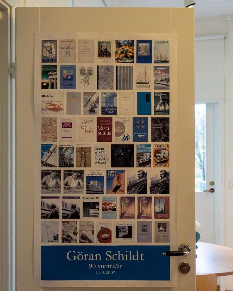 Göran Schildtin tuotanto