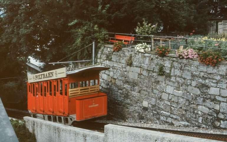 Sveitsi 1980-luku