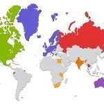 Yli 100 maata kuvina – maat 33-48