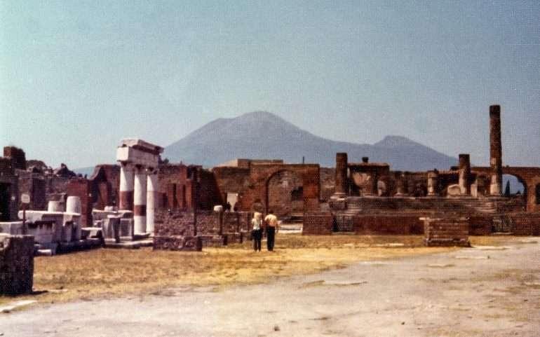 Pompeiji Italia