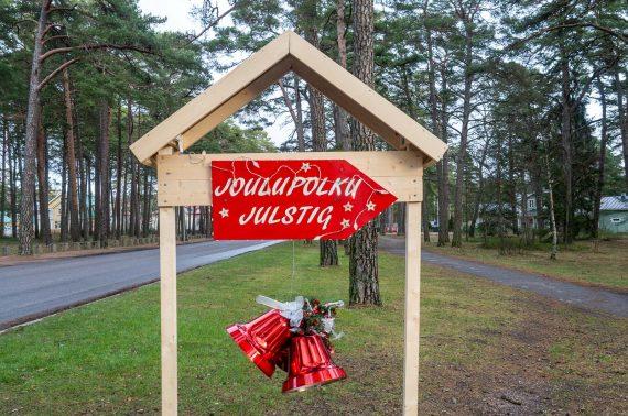 Joulupolku Hanko