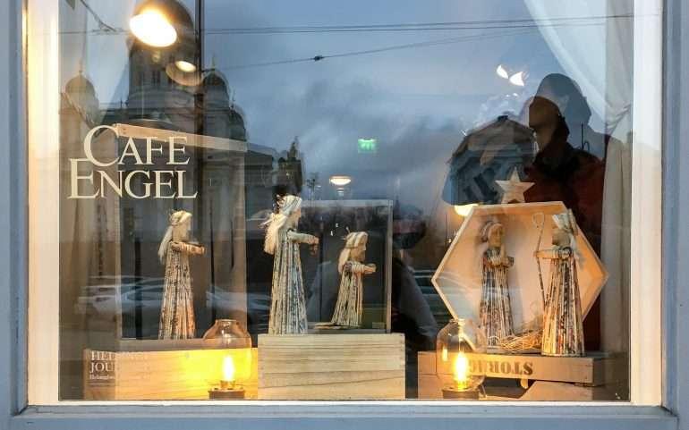 Cafe Engel jouluseimi jouluseimet