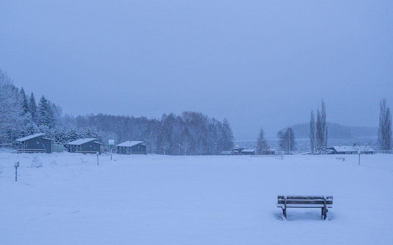 Luminen aamu Lohja