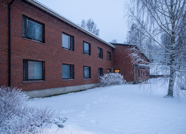 Lohja Spa standardihuone