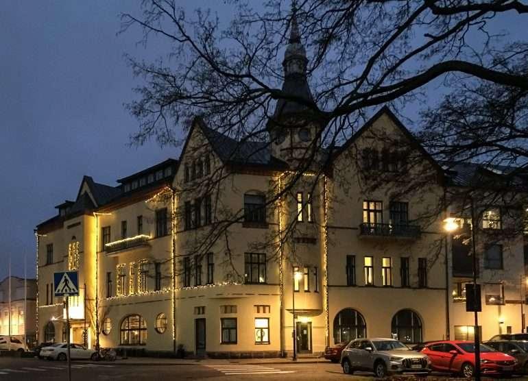 Regatta Spa hotelli Hanko Joulu Hangossa