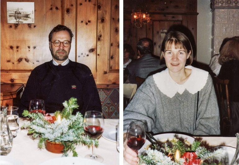 Zell am See joulu Itävalta