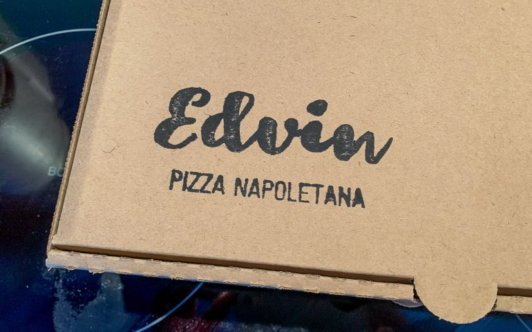 Pizza Edvin