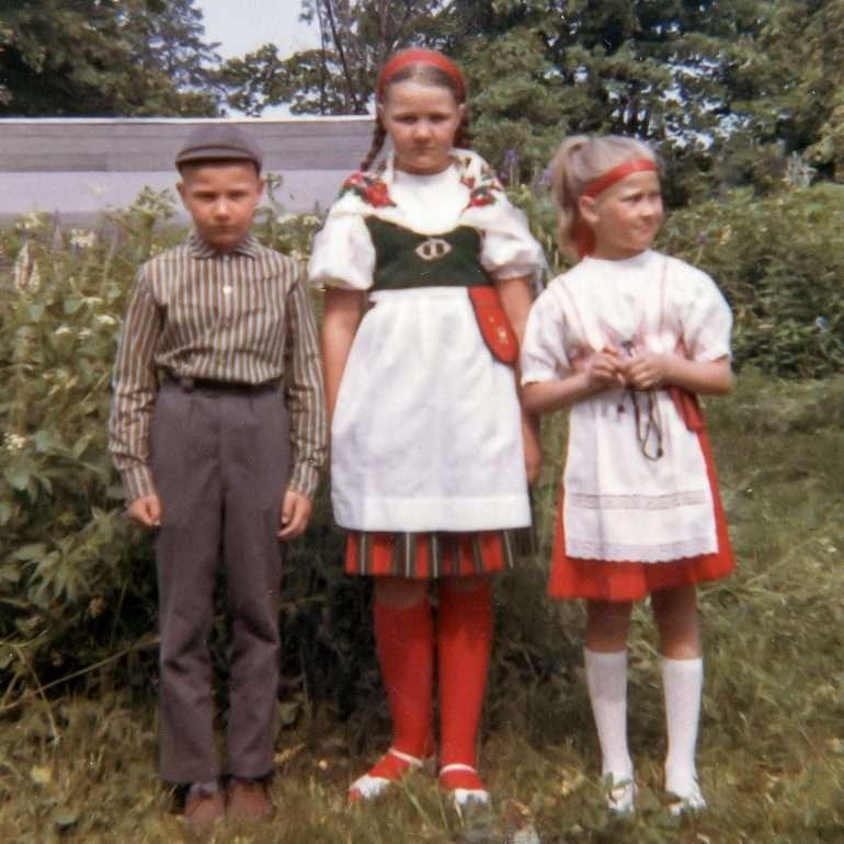 Juhannus 1966